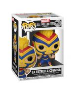 Funko POP Marvel - Luchadores  Captain Marvel