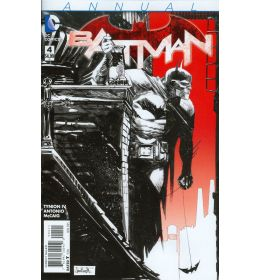 Batman (2011) Annual 04