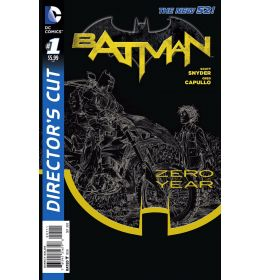 Batman Zero Year Director's Cut (2013) #1