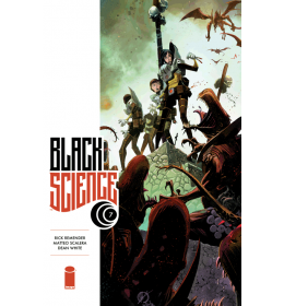 Black Science (2013) #7