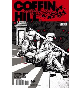 Coffin Hill (2013) #11