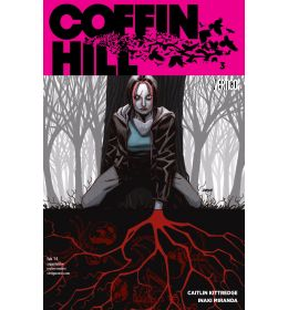 Coffin Hill (2013) #3