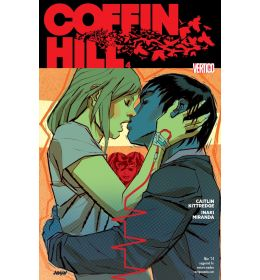 Coffin Hill (2013) #4