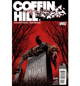 Coffin Hill (2013) #5