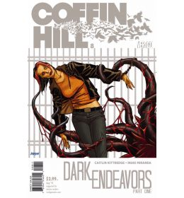Coffin Hill (2013) #8
