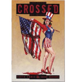 CROSSED GET INFECTED (2012) #1