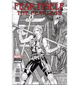 FEAR ITSELF: THE FEARLESS (2011) #1F