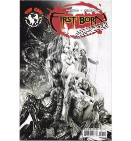 FIRST BORN: FIRST LOOK (TOP COW) (2007) #1B