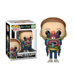 Funko POP Rick and Morty - Morty with Glorzo