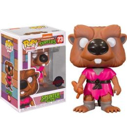 Funko POP Teenage Mutant Ninja Turtles - Splinter Exclusive