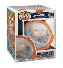 Funko POP Avatar The Last Airbender - Aang All Elements Oversized
