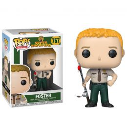 Funko POP Super Troopers - Foster