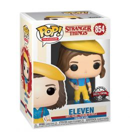 Funko POP Stranger Things - Eleven in Yellow outfit Exclusive