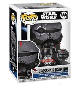 Funko POP Star Wars - Bad Batch Crosshair with Pin Exclusive