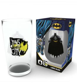 Hrnček Batman - This is my city