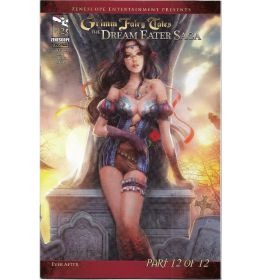 GRIMM FAIRY TALES: THE DREAM EATER SAGA (2011) #12A
