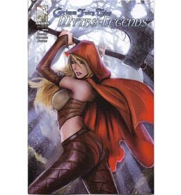 GRIMM FAIRY TALES MYTHS & LEGENDS (2012) #16