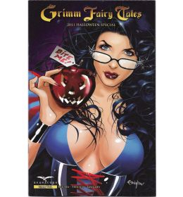 GRIMM FAIRY TALES: HALLOWEEN SPECIAL #3