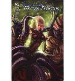 GRIMM FAIRY TALES MYTHS & LEGENDS (2012) #23A