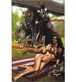 GRIMM FAIRY TALES: APRIL FOOL'S EDITION #2