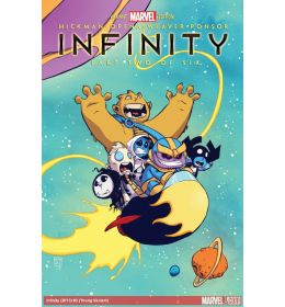 Infinity (2013) #2 young variant