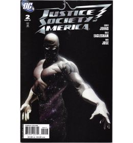 JUSTICE SOCIETY OF AMERICA (2007) #2