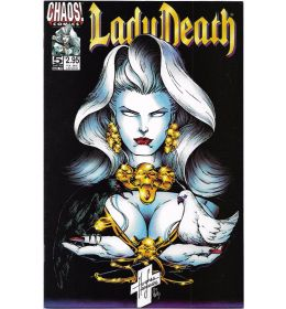 LADY DEATH IV: THE CRUCIBLE (1996) #5