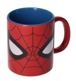 Marvel Comics Spider-Man Face hrnček