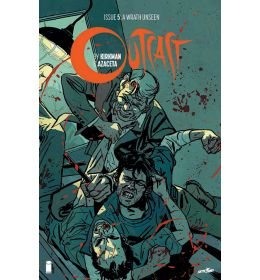 Outcast by Kirkman & Azaceta (2014) #5