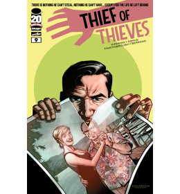 Thief of Thieves (2012) #9