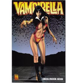 Vampirella Limited Preview Edition 2001