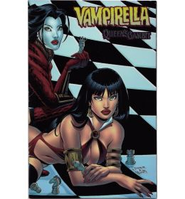 VAMPIRELLA (1998) #7B Chromium Edition. Limited to 3,000.