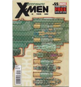 ASTONISHING X-MEN (2012) #55
