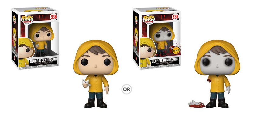 Funko POP Chase a normal verzia