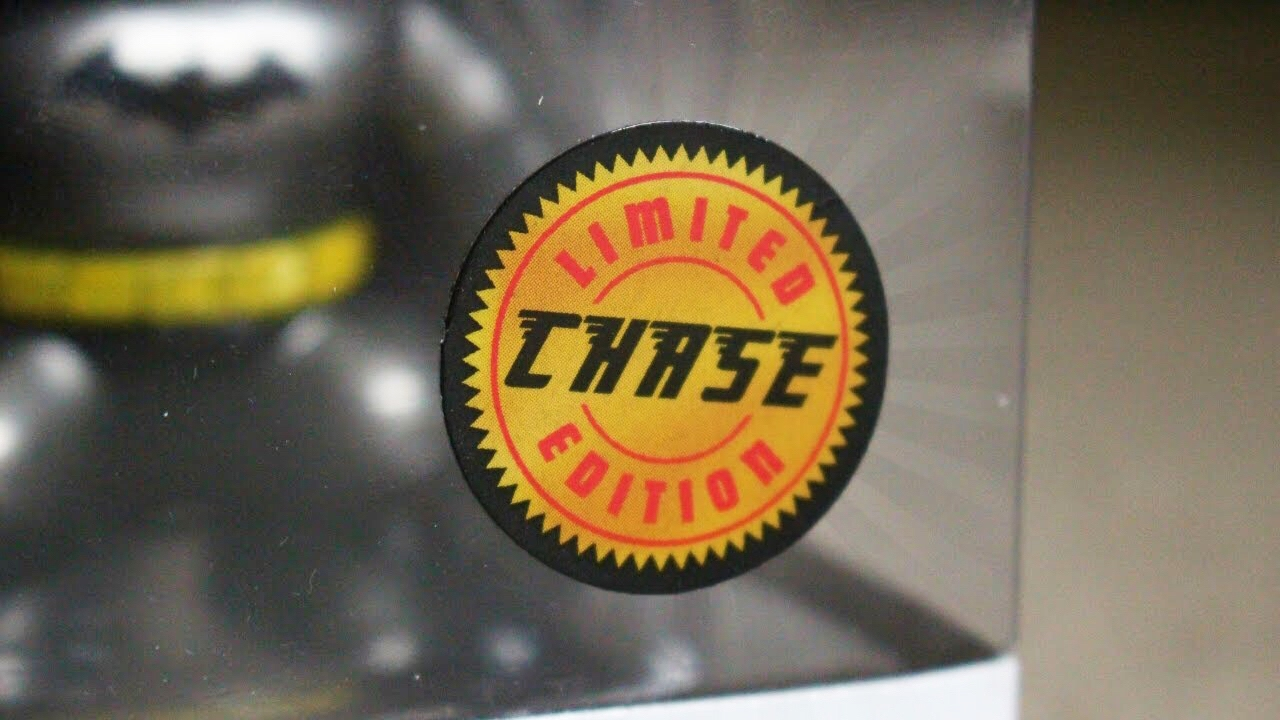Funko POP Chase sticker